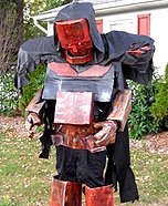 Rusty Robot Costume