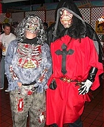 Zombie & Knight Costumes