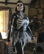 Bones Homemade Costume