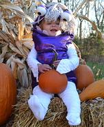 Monsters Inc. Boo Baby Costume DIY