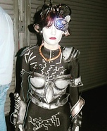Borg Homemade Costume