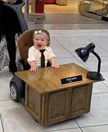 Boss Baby Homemade Costume