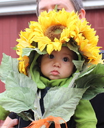 Bouquet of Flowers DIY Baby Costume