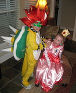 Bowser Super Mario Costume
