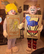 Box Trolls Homemade Costume