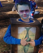 Boxtrolls Homemade Costume