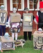 Boxtrolls Group Costume