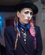 Women's Boy George Costume