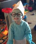 Brainy the Smurf Baby Costume