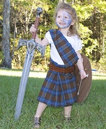 Braveheart Homemade Costume