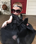 Infant Breakfast at Tiffany's Costume