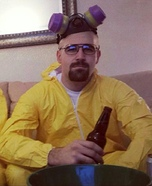 Breaking Bad Homemade Costume