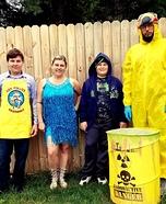 Breaking Bad Family Edition Homemade Costume