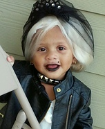 Bride of Chucky Homemade Costume