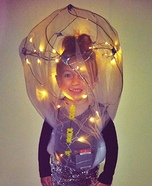 Bright Idea: Our Little Lightbulb Costume