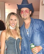 Britney & Justin Homemade Costume