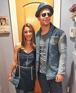 Britney Spears & Justin Timberlake - VMA Homemade Costume
