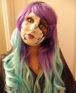 Creative DIY Costume Ideas for Women - Broken Doll Costume