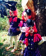 Broken Dolls Homemade Costumes