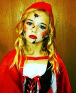 Halloween costume ideas for girls: Broken Porcelain Doll Costume