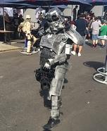 Brotherhood of Steel Knight Homemade Costume