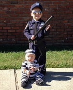 Brotherly Love Homemade Costume