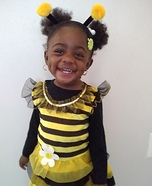 Bubble Bee Costume