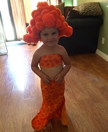 Bubble Guppies Deema Homemade Costume