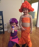Bubble Guppies Deema and Oona