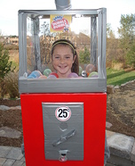 Bubblegum Machine Halloween Costume
