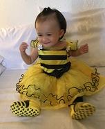 Bubbly Ella-bee Costume