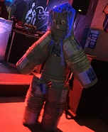 Bucketman Homemade Costume