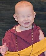Buddha Baby Homemade Costume