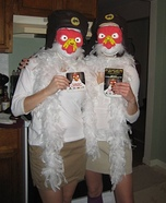 Buffalo Wild Wings Group Costume