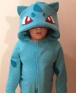 Grass Pokemon Bulbasaur Homemade Costume