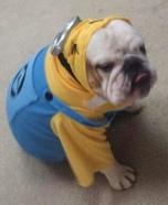 Bulldog Minion Costume