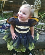 Bumble Beauty Baby Costume