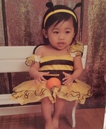 Bumble Bee Costume