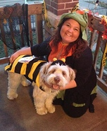 Bumble Bee and Scarecrow Costume
