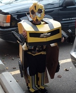 Bumble Bee Camaro Costume