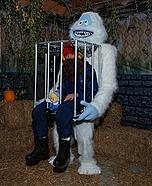 Bumble and Yukon Cornelius Costume