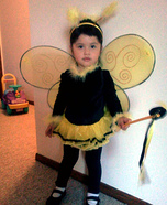 Bumblebee Costume for Girls