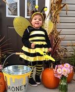 Bumblebee Baby Halloween Costume