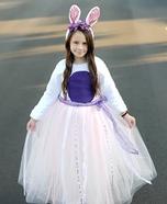 Bunny Rabbit Homemade Costume
