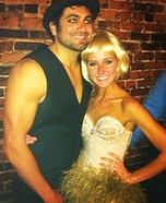 Burlesque Jack & Ali Halloween Costumes