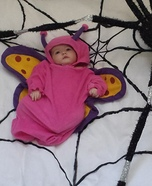 Butterfly in a Web Costume