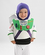 Homemade Buzz Lightyear Costume