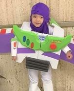 Buzz Homemade Costume