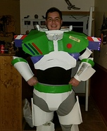 Adult Buzz Lightyear Costume