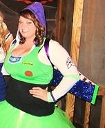 Women's Toy Story Buzz Lightyear Costume